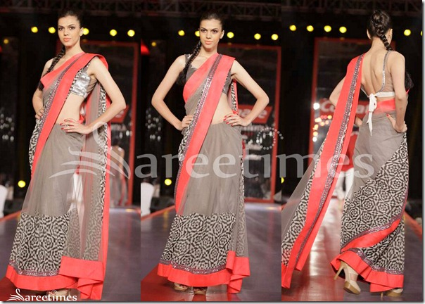 Manish_Malhotra_Grey_Saree