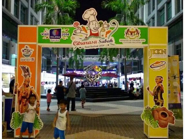 Citarasa Sabah Food Festival 2014