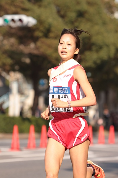 日本一美人なマラソンランナー竹中理沙