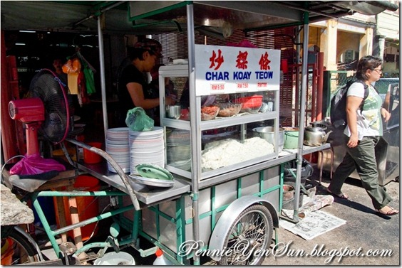 Famous Char Kuey Teow in Penang (4)