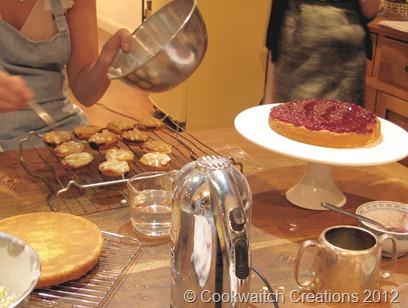 Baking frenzy