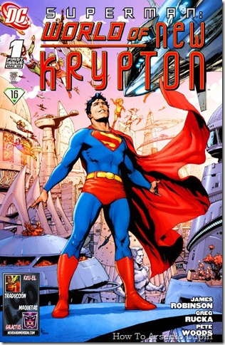 2011-08-20 - Superman - El Mundo de Nuevo Krypton