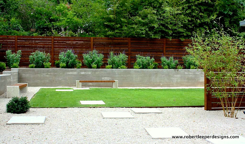 Modern landscaping design best home decoration for Modern landscape design