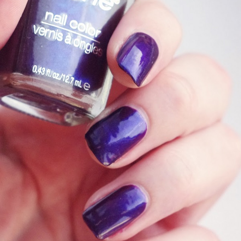 [Review] Wet N Wild–Eggplant Frost