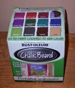Chalkboard Paint 256x300 Colored Chalkboard Paint