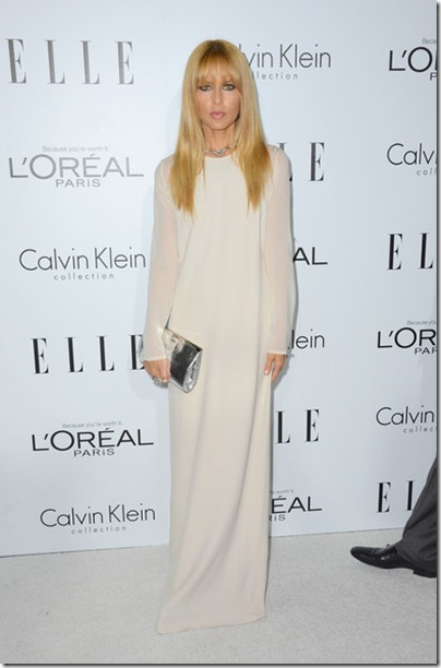 Rachel Zoe 19th Annual ELLE Women Hollywood XAgnLDiUxdil