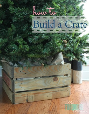 How to Build a Crate by The Turquoise Home