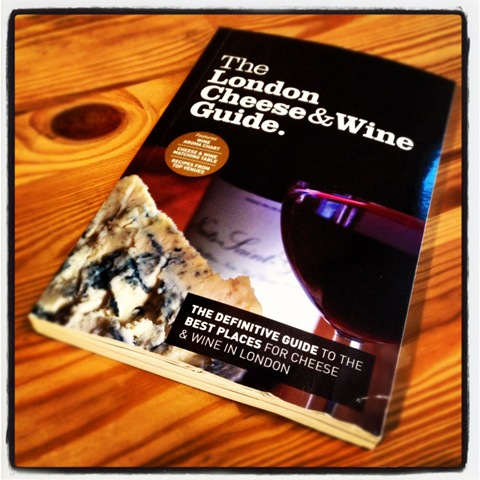 #305 - London Cheese and Wine Guide