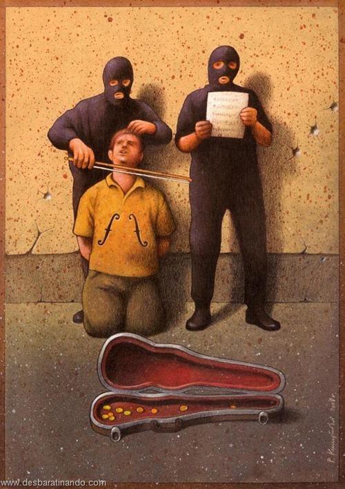 satira arte Pawel Kuczynski desbaratinando (2)