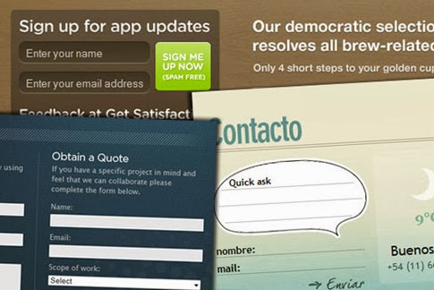 Cinco aplicaciones online para crear formularios web