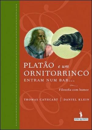 Platão e um ornitorrinco entram num bar...