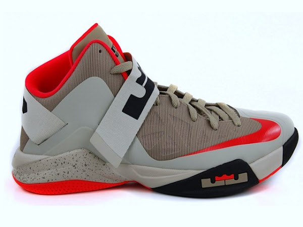 New 8220Bamboo8221 Nike Zoom LeBron Soldier VI Available Online