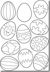 Förskoleburken: Påskpyssel, påskmaterial och påsktema