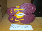 nike zoom soldier 6 pe christ the king home alternate 1 04 First Look at Nike Zoom Soldier VI Christ the King Alternate