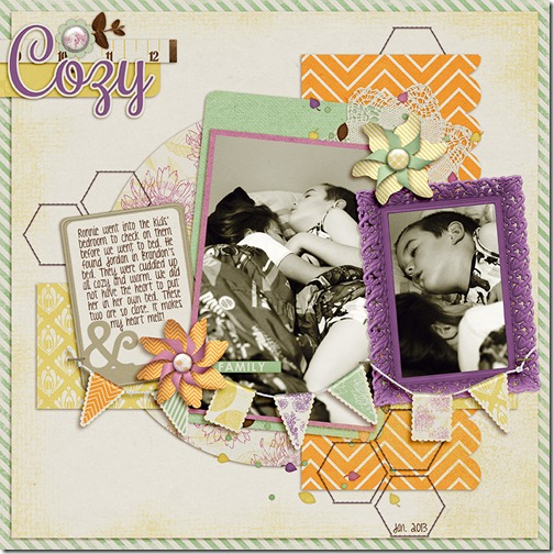 Cozy_Heather_Landry_Family_Siblings_Sleep_Digital_Scrapbook_Love