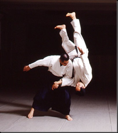 martial arts aikido