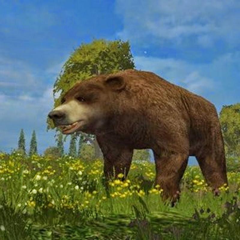 Farming simulator 2015 - Forest Animals v 1.0