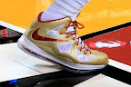 nike lebron 10 pe championship gold 5 01 Poor Mans Championship Gold Nike LeBron X iD by TWNTY8