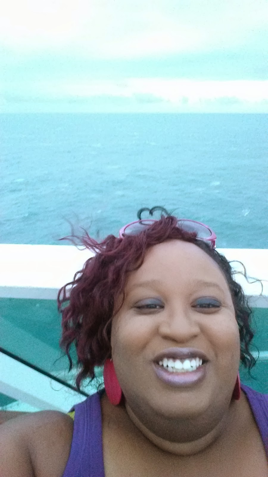 BIG GIRL, Little World: Enchantment of the Seas in January - photo#6