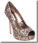 Dune Glitter Shoe