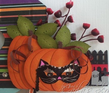 Halloween Eye Mask, Punch Art Pumpkin, Scrapadoodle, Carla's Scraps (2)_thumb