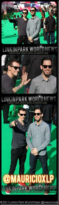 Linkin Park World News  Twitter @mauricioxlp 09