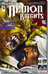 P00006 - Demon Knights #5 - The Tr