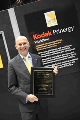 Jon Bracken_ with Kodak's Legacy_Award