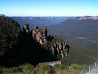 Jun 12 - Three Sisters, Katoomba, NSW