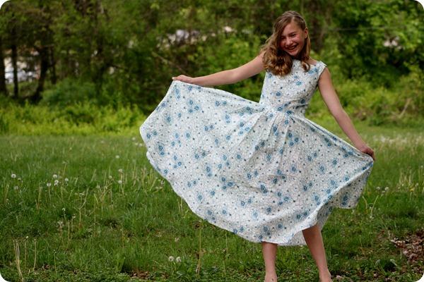 vintage dress (neve) 020
