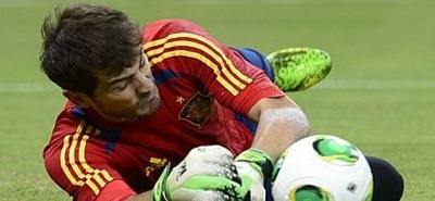 España vs Uruguay (2-1)