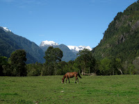 Base of the Cochamo Valley
