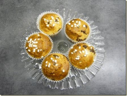 choc muffins1