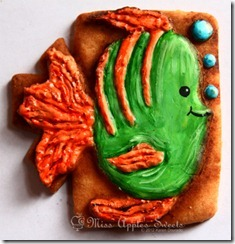 fish cookie