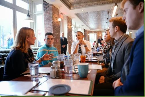 Barack Obama Barack Obama Listens Young Citizens uocgftOYhddl