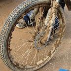 Не самая удачная покрышка для грязи :)