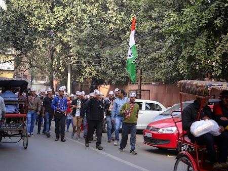 25. Campanie electorala - Delhi.JPG