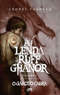 A Lenda de Ruff Ghanor (O Garoto-Cabra), por Leonel Caldela
