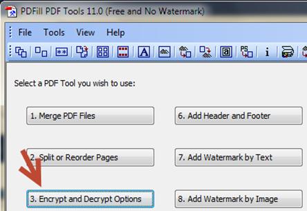 ใส่รหัสผ่านให้เอกสาร pdf