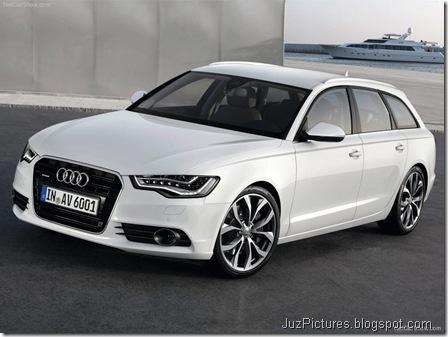 Audi A6 Avant7