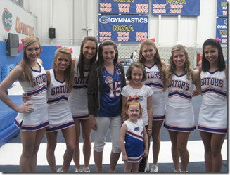 Gator Cheerleaders 003