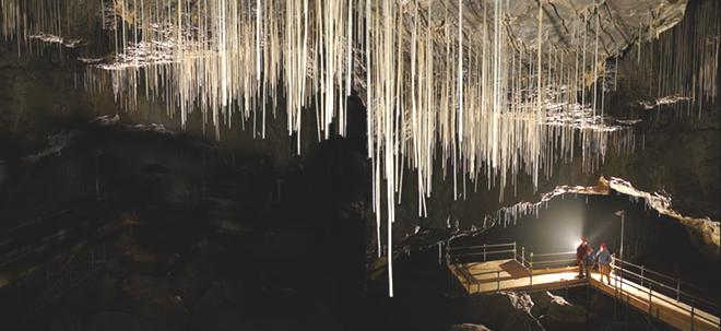 Battlefield Cavern