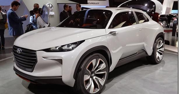 Hyundai Intrado se garante na tecnologia de pilha de combustível