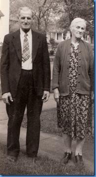 Charles and Amelia Reinhard 1940
