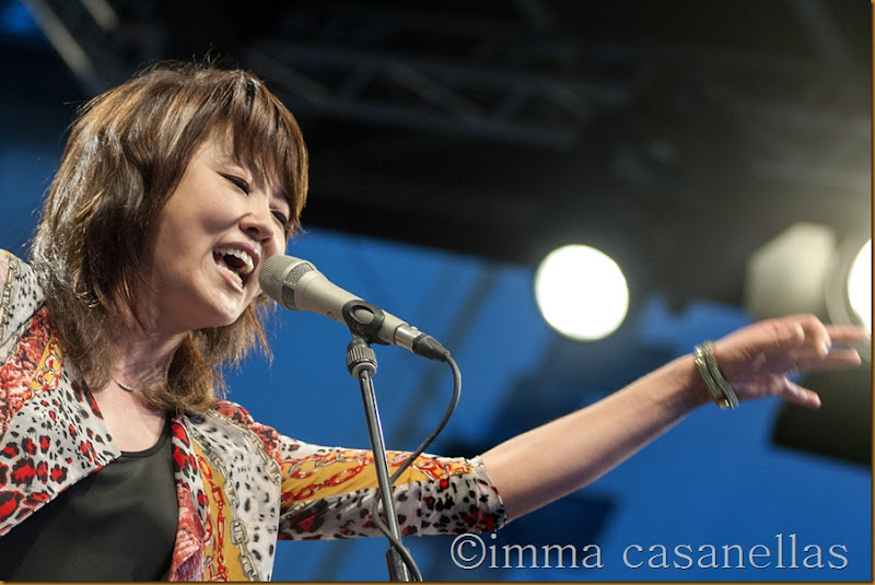 Youn Sun Nah, Donostia 2013