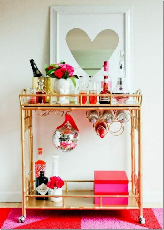 case e interni - san valentino - vintage & carrello