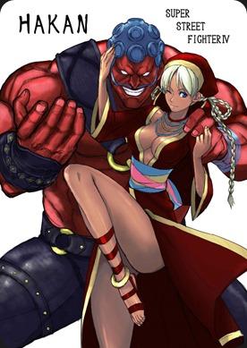 526896 - Hakan's_Wife Street_Fighter hakan