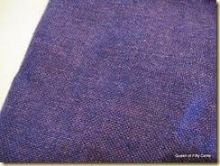 Dansk napkin purple