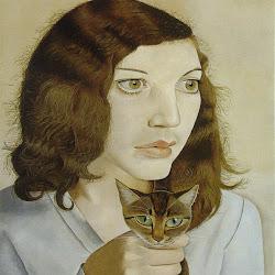 Freud, Girl With Kitten 1947.jpg