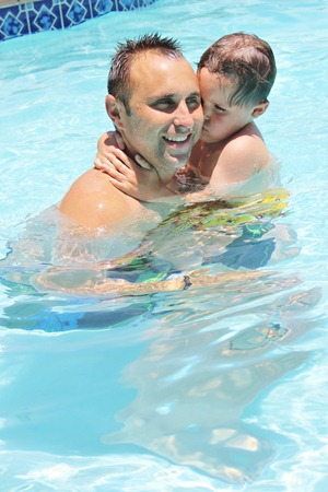 Swim Lessons & Last Day of School 081